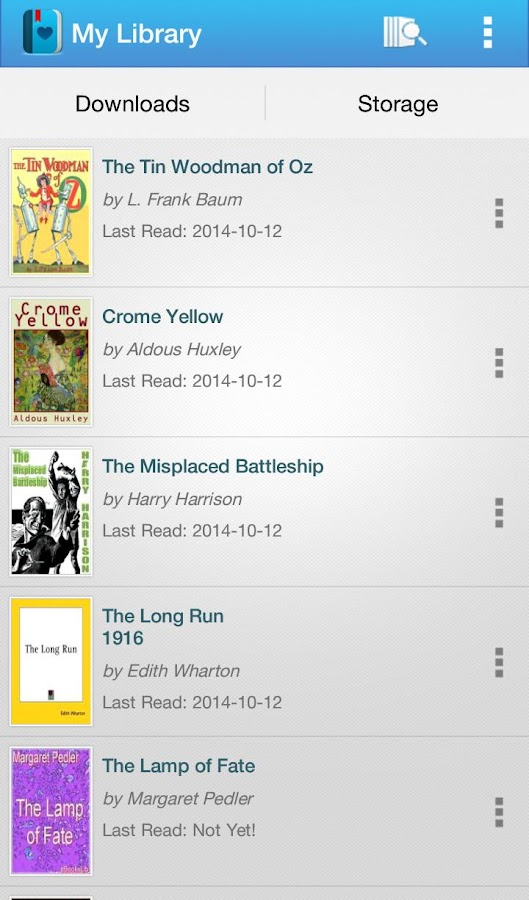 ebook download apps for android