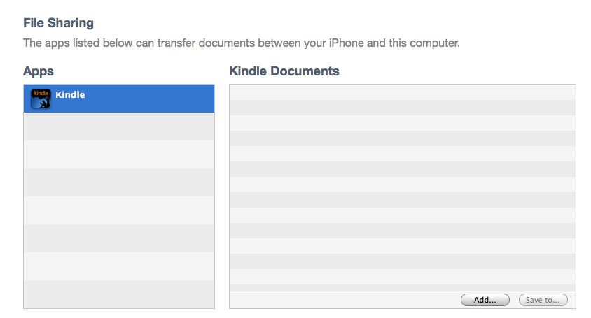 add epub to kindle app