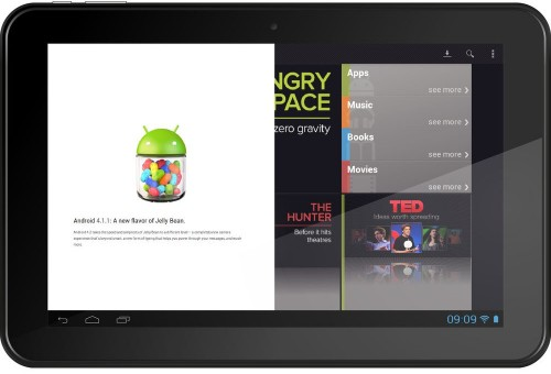 android tablet not reading epub