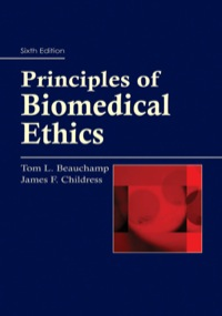 principles of biomedical ethics 7th edition ebook