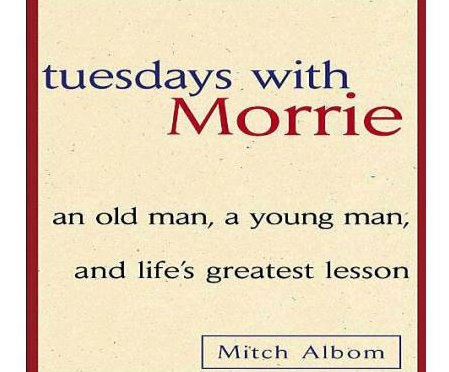 tuesdays with morrie epub download