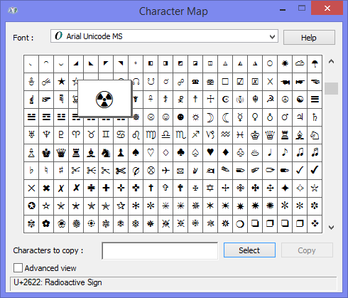 ebook from word with document map